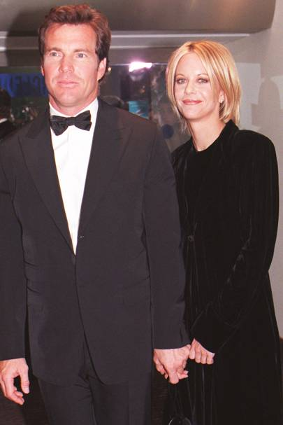 Meg Ryan & Dennis Quaid