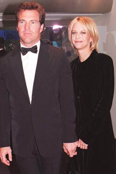 Meg Ryan & Dennis Quaid