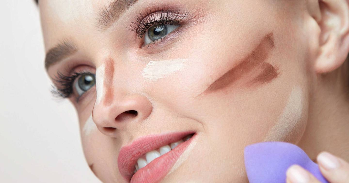 A new contouring method that gives a 'lifted' effect is going viral on TikTok