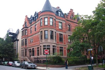 The Tenenbaums house - The Royal Tenenbaums