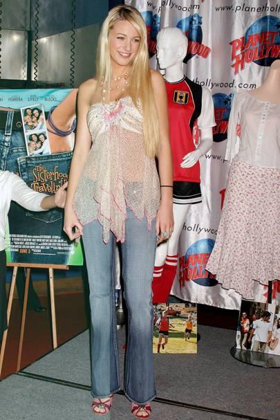 Blake Lively's Fashion Looks - Gossip Girl, Red Carpet