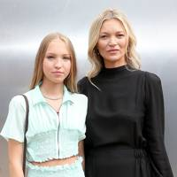 Kate Moss & Lila Grace