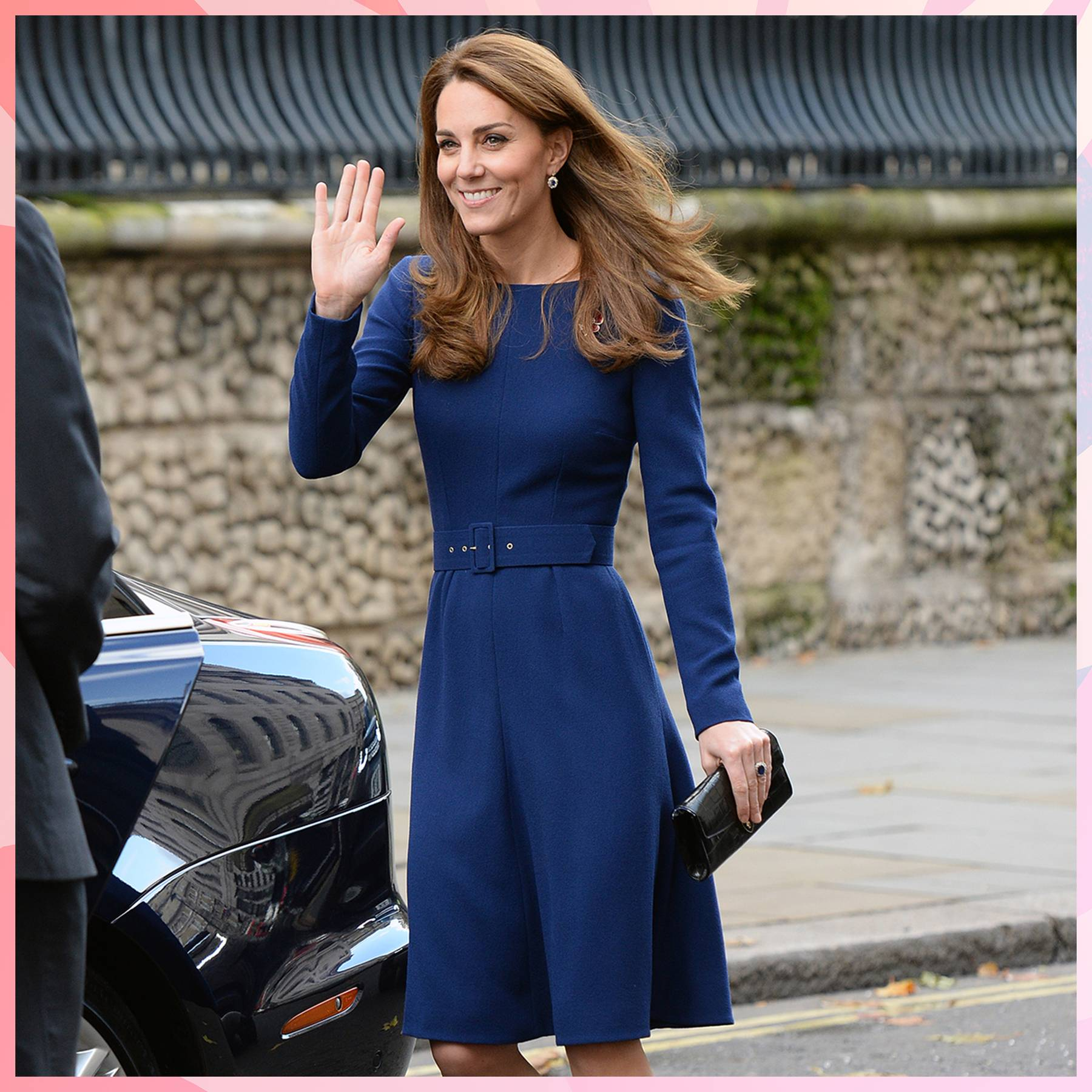 Things we learnt from Kate Middleton wearing the Pantone Colour of the Year