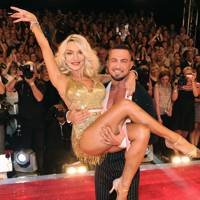 Madonna does Strictly…