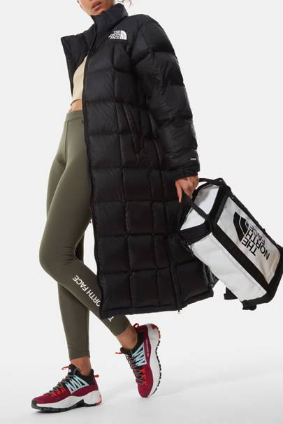 The North Face Puffer Jacket Women: the full-length puffer