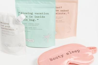 Best Easter Gifts: the pregnancy beauty set