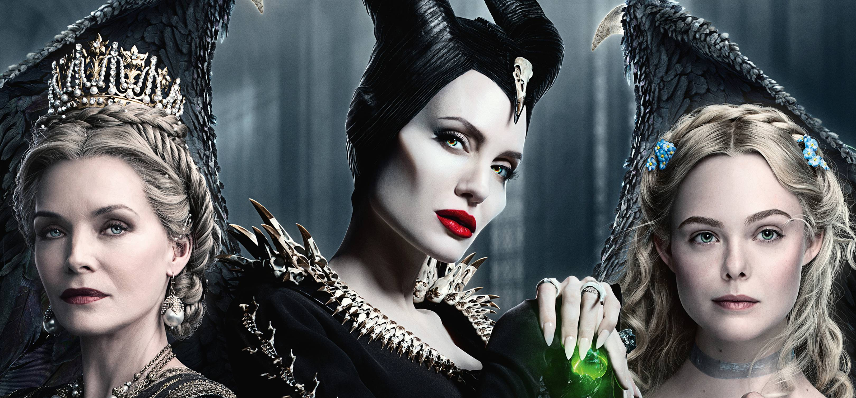 Maleficent Mistress Of Evil Will Provide All The Halloween