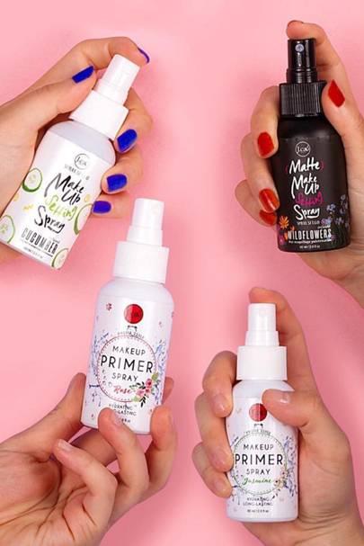 Makeup Primer Spray Rose by The Bold Lipstick