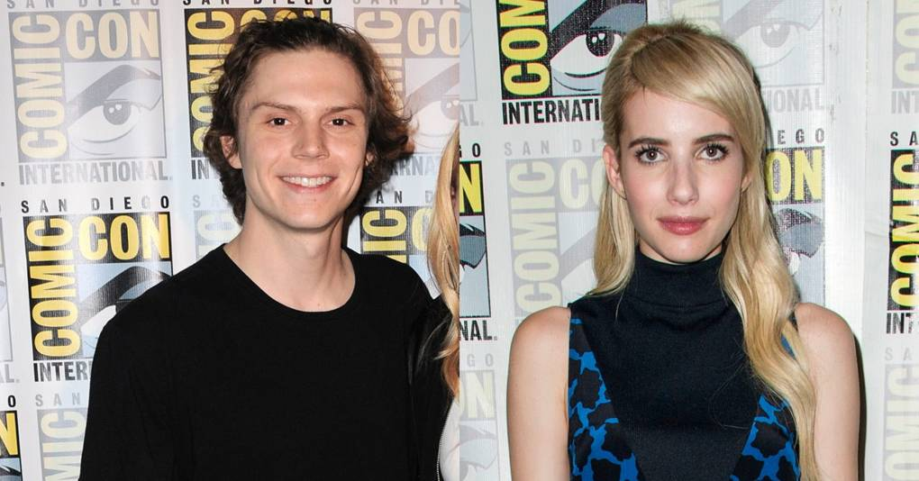 Emma Roberts Evan Peters Marriage – Wedding News & Photos (Glamour ...