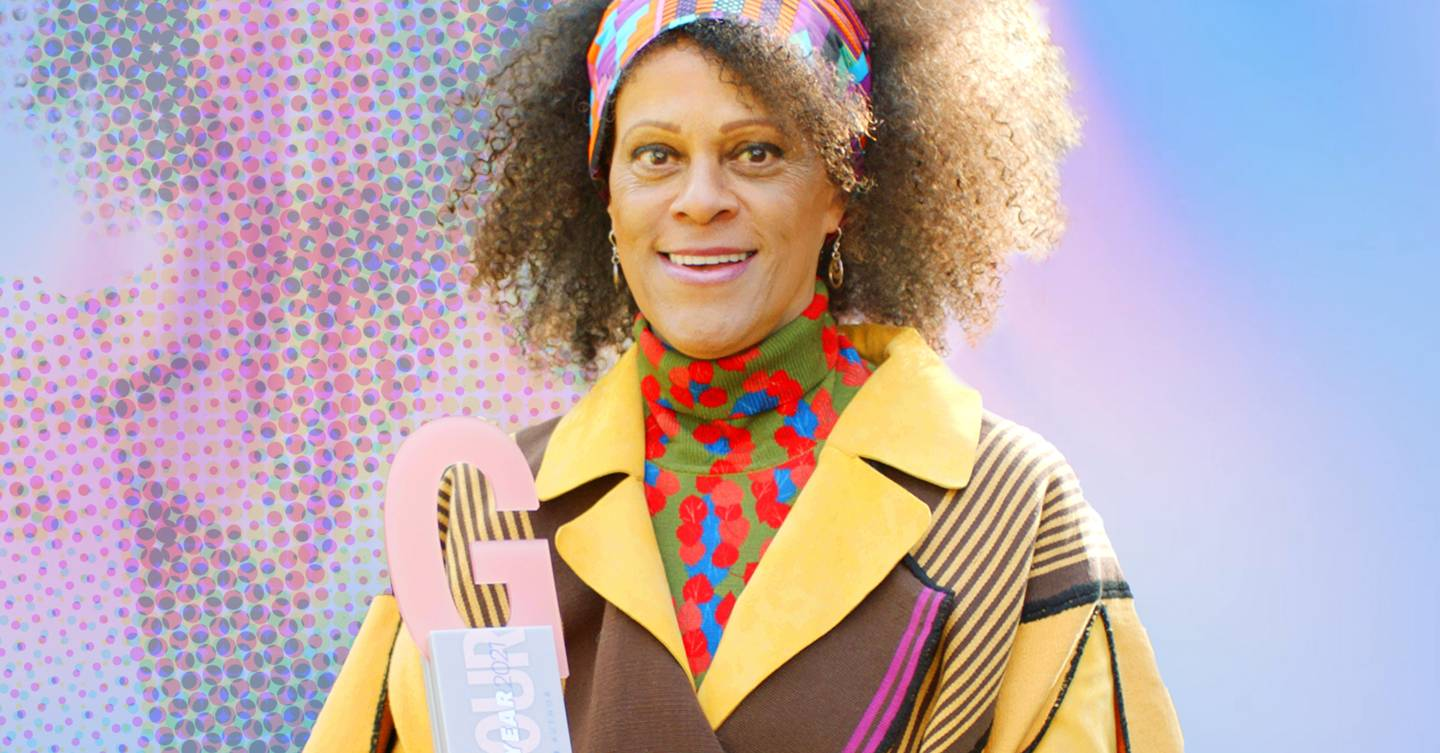 Bernardine Evaristo: GLAMOUR's Women of the Year Gamechanging Author on how winning the Booker Prize gave her a platform for activism
