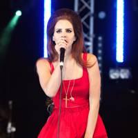 Lana Del Rey performs at Radio 1's Hackney Weekend
