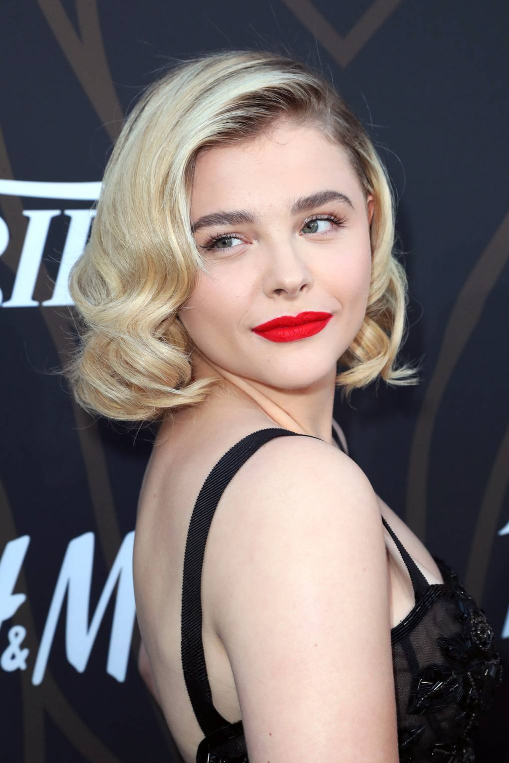 chloe moretz hair & makeup - best beauty looks | glamour uk