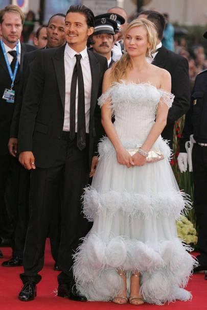 Diane Kruger - Cannes 2004