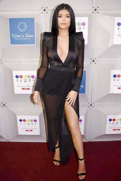 Best Dressed Newcomer: Kylie Jenner