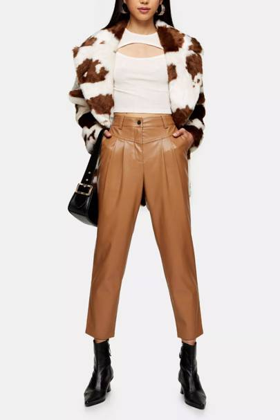 The best leather trousers to shop