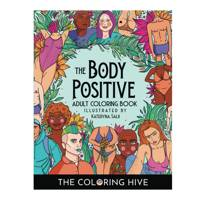 Best adult colouring books: for the body positivity warrior