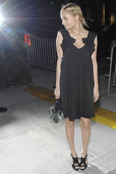 b0588f3e07e0 The Miu Miu cotton babydoll dress