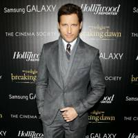 Peter Facinelli at the New York premiere of Breaking Dawn 2