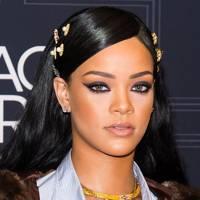 Rihanna's hair clips