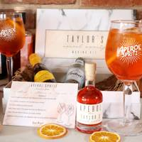 Unusual Personalised Gifts For Her: the personalised cocktail kit