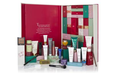 Beauty Advent Calendar, £35 (when you spend £35 on home, beauty and fashion), Marks & Spencer