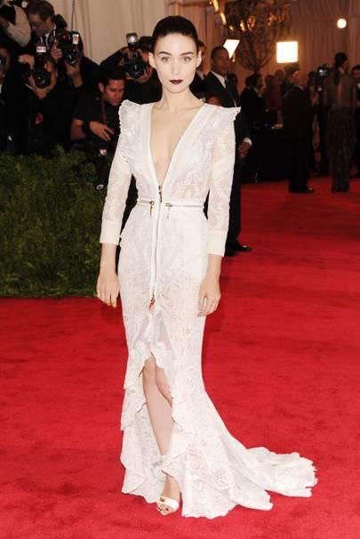 Rooney Mara at the Met Gala