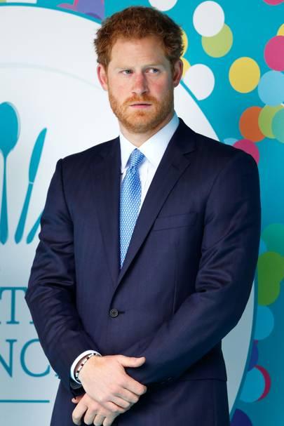 54. Prince Harry
