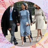 This is officially the wedding guest dress of the year after shoppers snap up Pippa Middleton's gown in a frenzy