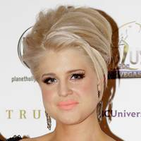 DON'T #1: Kelly Osbourne's towering quiff - June