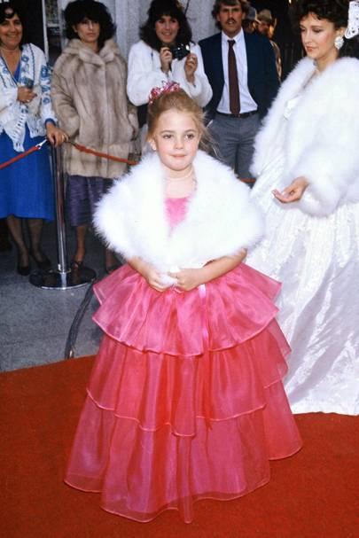 Drew Barrymore - 1983