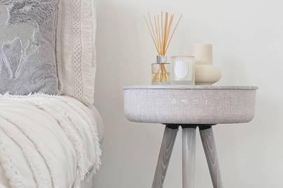Best speaker built into furniture