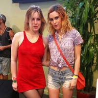 Scout and Rumer Willis at SXSW