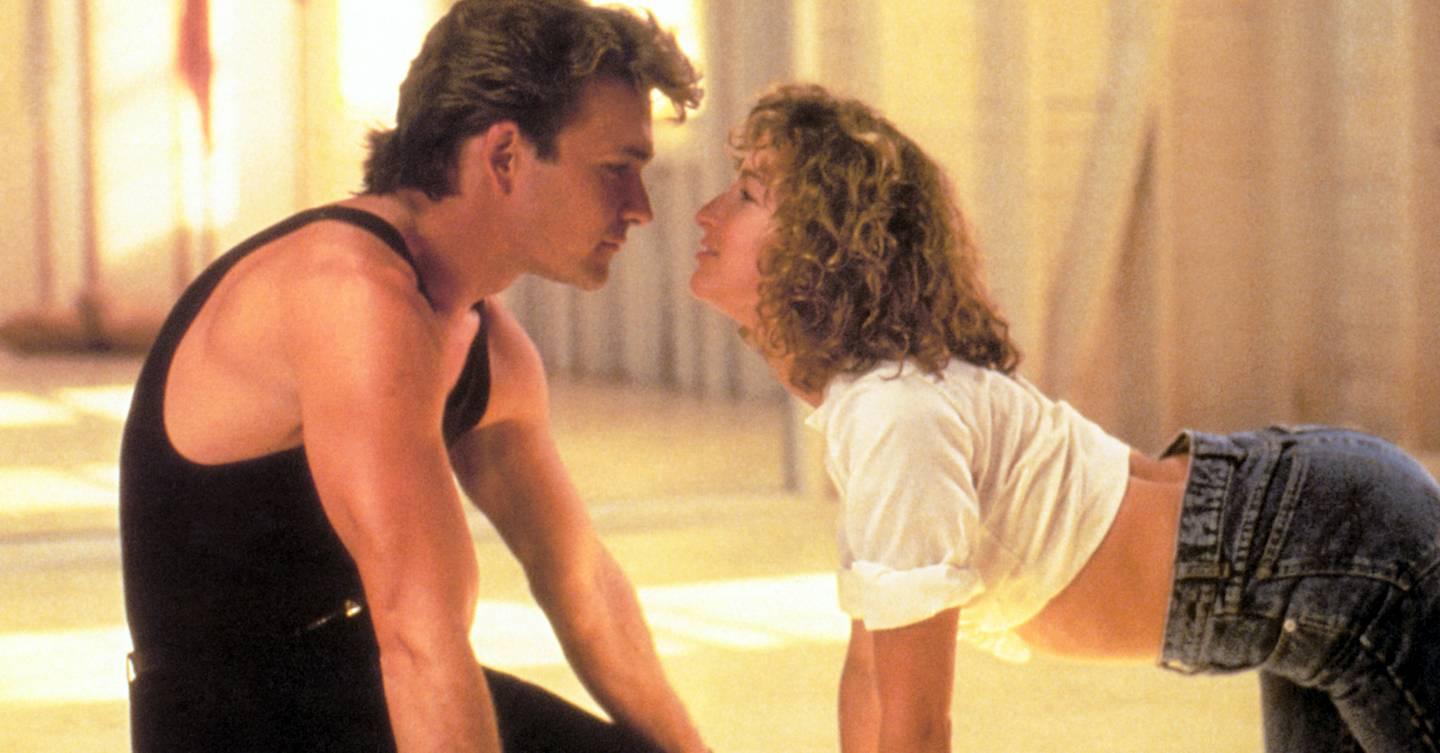 If you watch one thing today, let it be Patrick Swayze and Jennifer Gray's incredible screen test for 'Dirty Dancing'