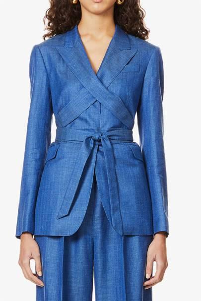 Best linen blazer