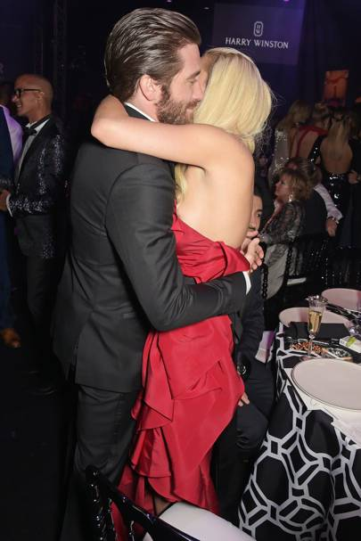 Jake-Gyllenhaal and Rita Ora