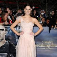 Ashley Greene at the LA premiere