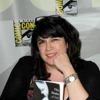 EL James at Comic-Con 2012