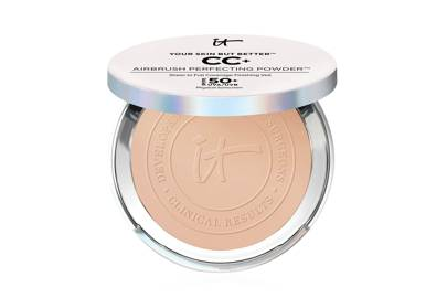 Your Skin But Better CC+ Airbrush Perfecting Powder, £31