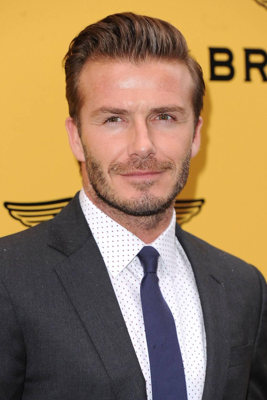 David Beckham | Image via Glamour.uk