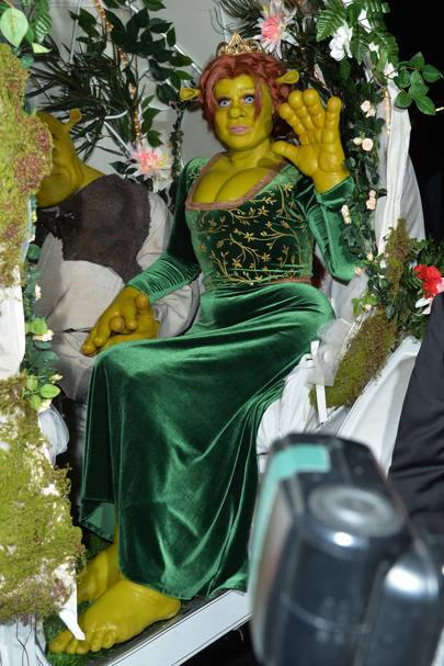 Heidi Klum as Princess Fiona