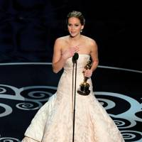 Yeah for Jennifer Lawrence