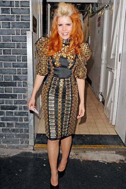 DON'T #3: Paloma Faith out and about in London, September