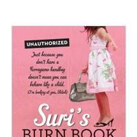 Suri's Burn Book