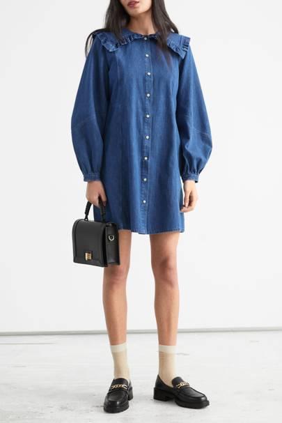 Best Denim Dresses - Organic Cotton