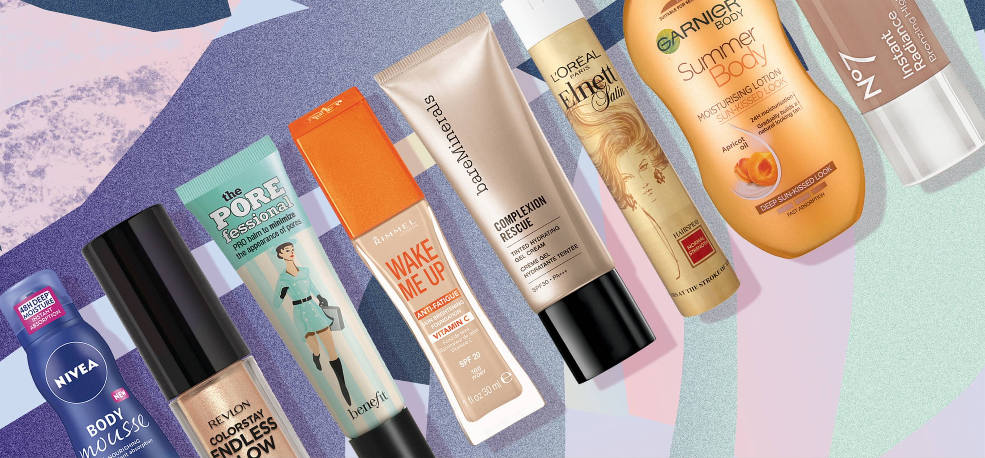 71310d492a8862 These are the 100 best beauty products under £30 | Glamour UK