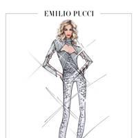Rita Ora x Pucci