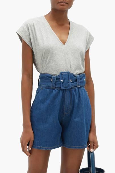 Best V neck t-shirts: Frame