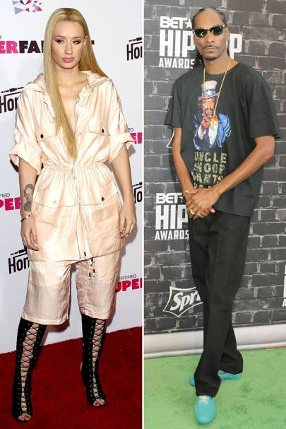 Snoop Dogg & Iggy Azalea feud is finally OVER - or is it?
