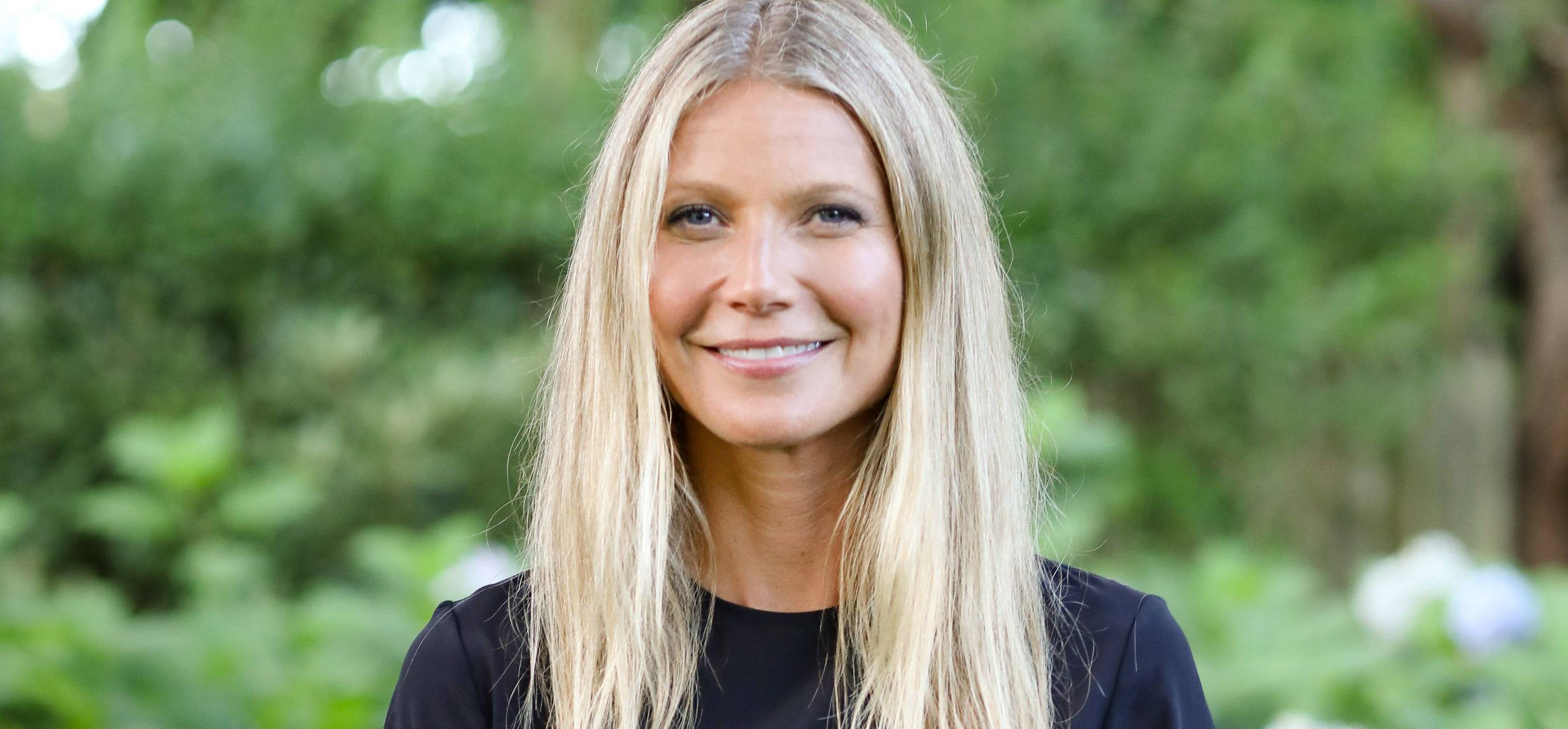 Paltrow gwyneth totally gets common woman rare photo