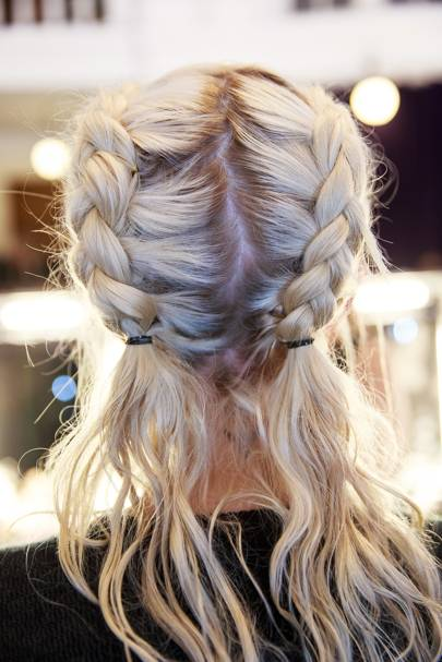 How to wear your plaits this SS16